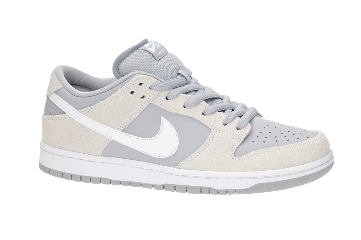 Nike SB Dunk Low TRD Chaussure (summit white)