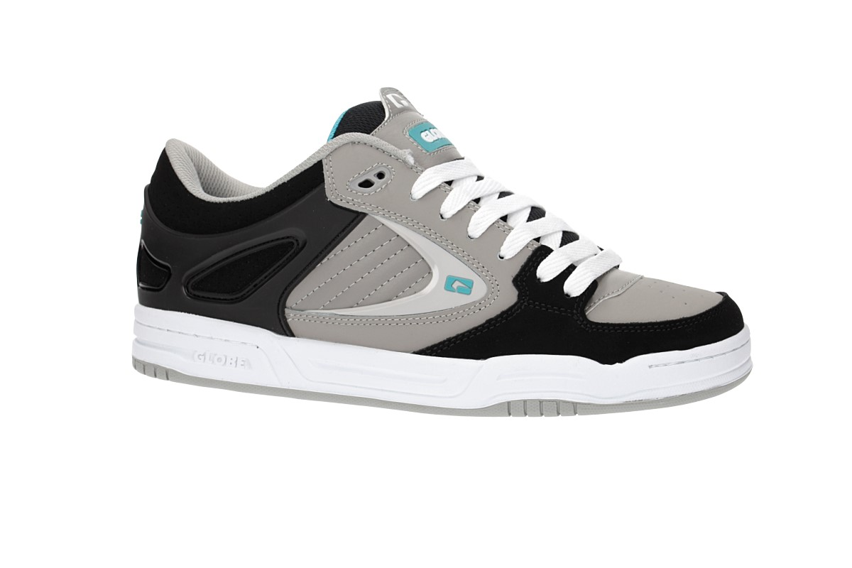 99f3b68653 Globe Agent Shoes (black charcoal teal) buy at skatedeluxe