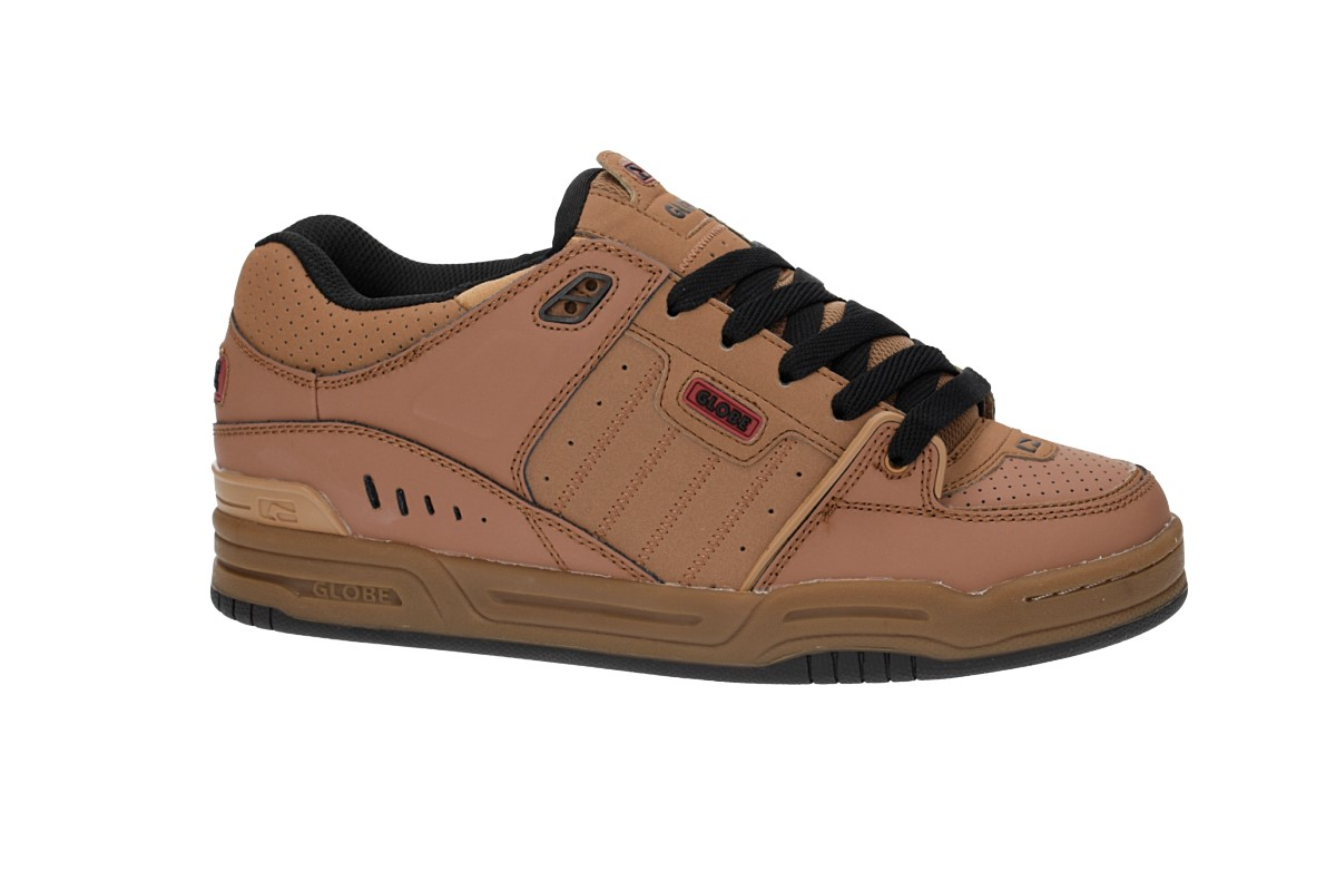 Globe Fusion Shoes (tobacco brown gum)