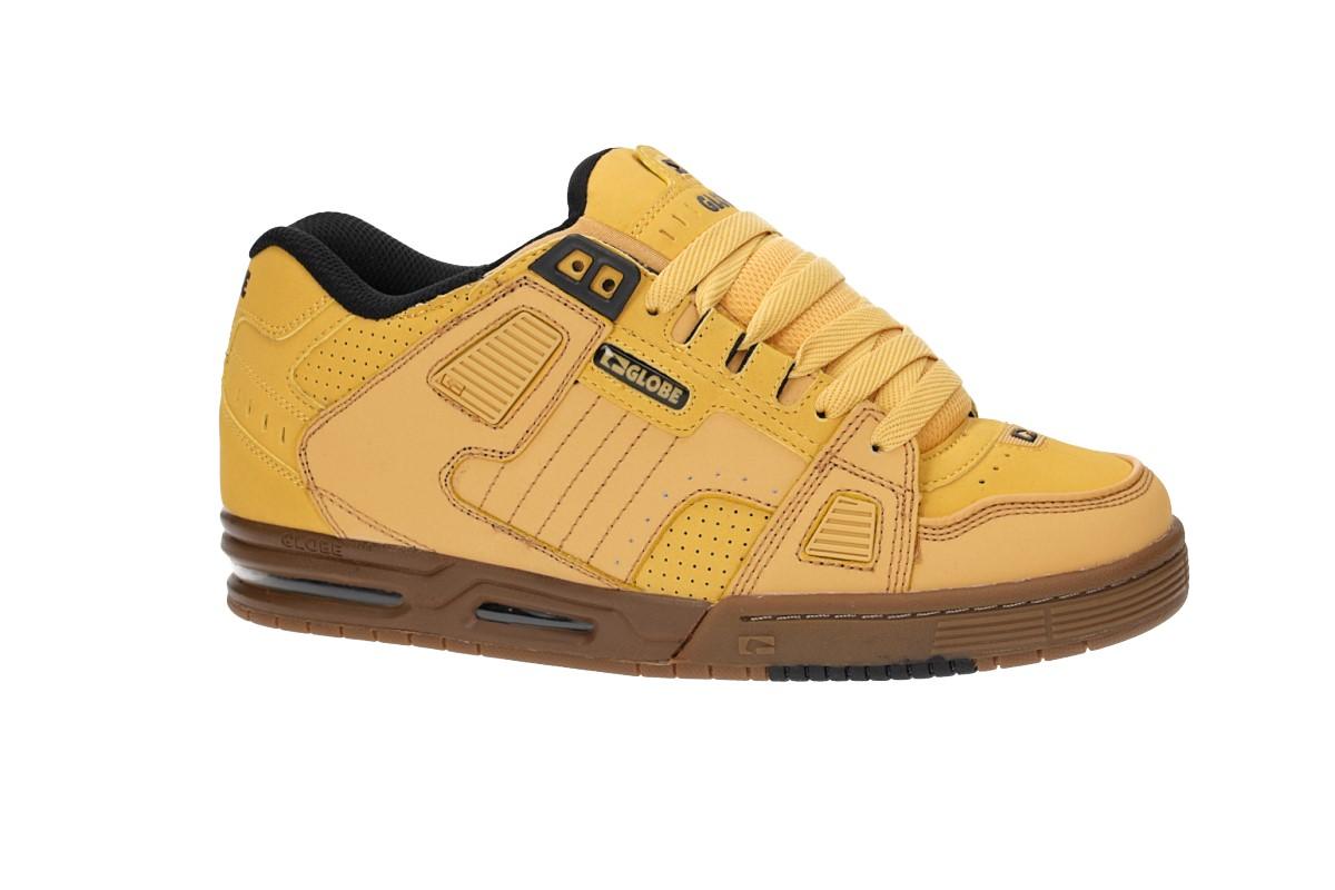 13170e85c7ac1e Globe Sabre Shoes (wheat tobacco) buy at skatedeluxe