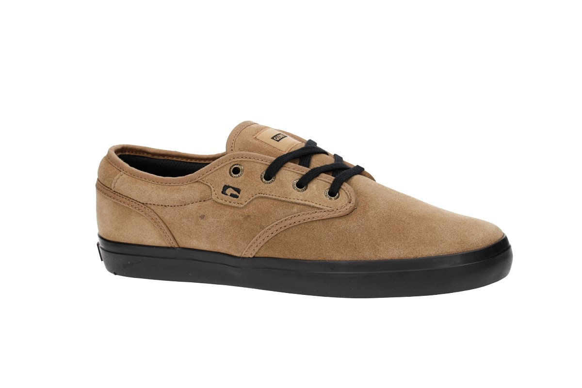 Globe Motley Shoes (tobacco brown black) buy at skatedeluxe d9b9ed44bdc