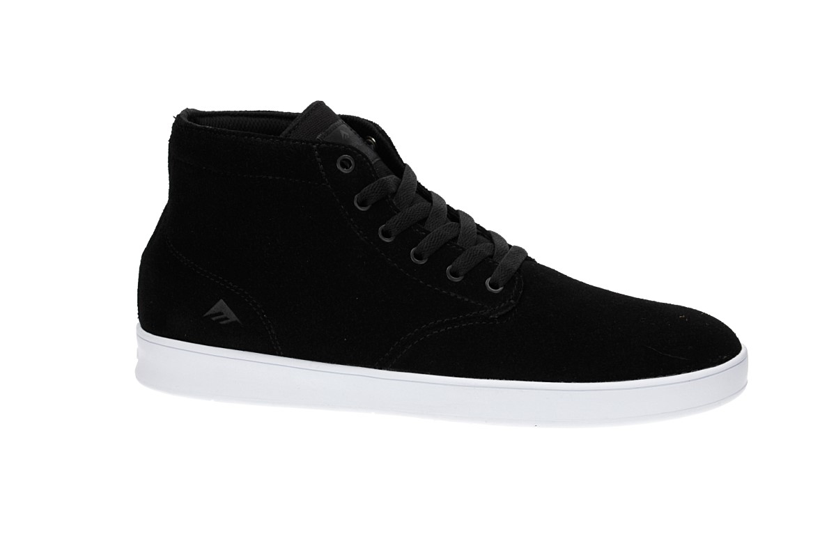 Emerica Romero Laced High Schuh (black white)