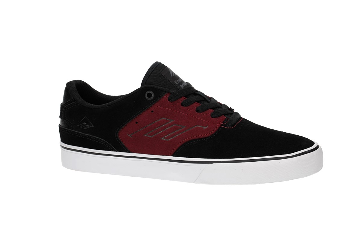 Emerica The Reynolds Low Vulc Chaussure (black berry)