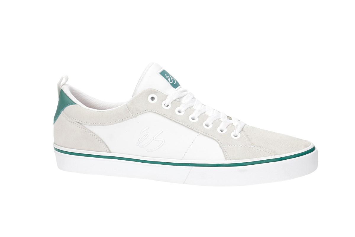 éS Aura Vulc Chaussure (white green)
