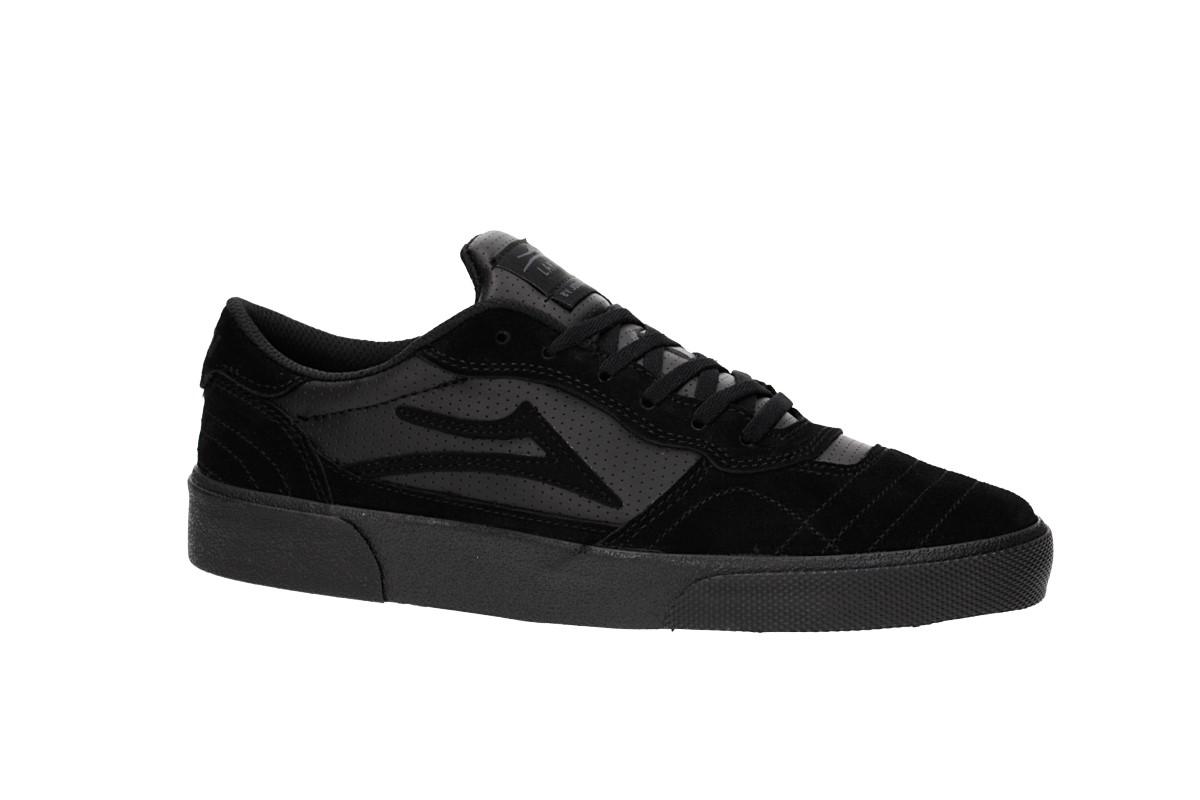 Lakai Cambridge Turner Suede Chaussure (black black)