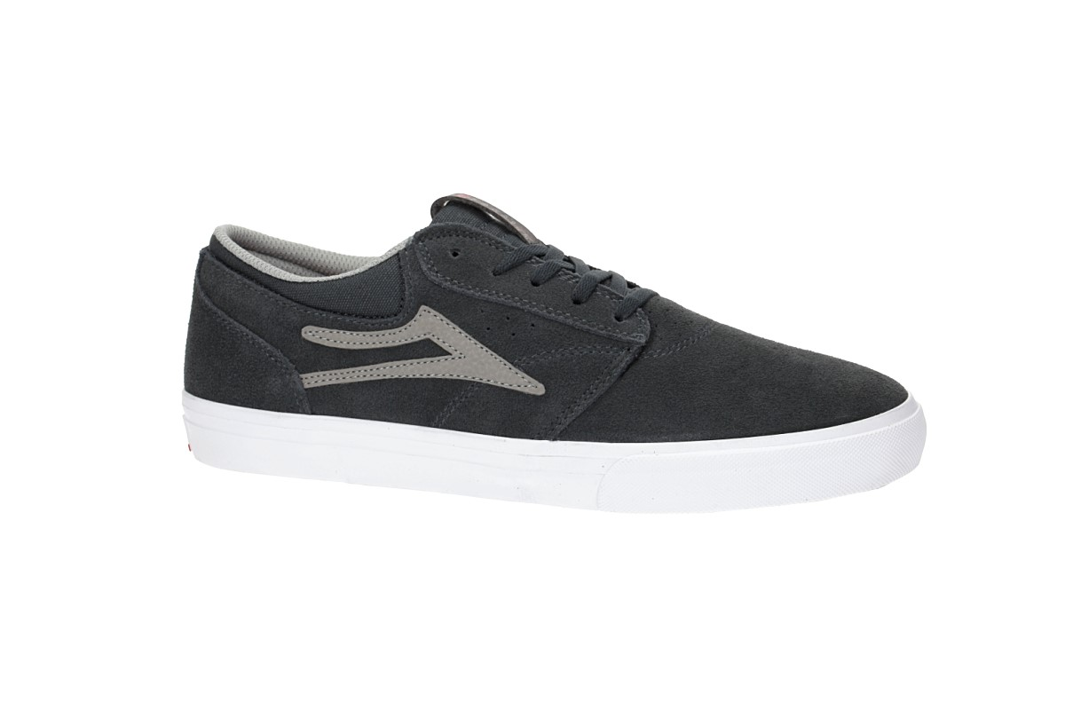 Lakai Griffin Suede Chaussure (charcoal)