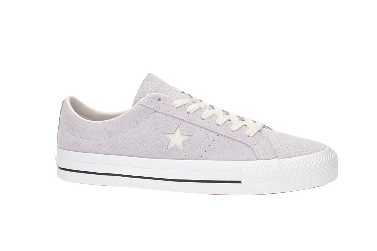 cb67d276b965 Converse One Star Pro Ox Schoen (bareley grape purple gum) koop bij ...