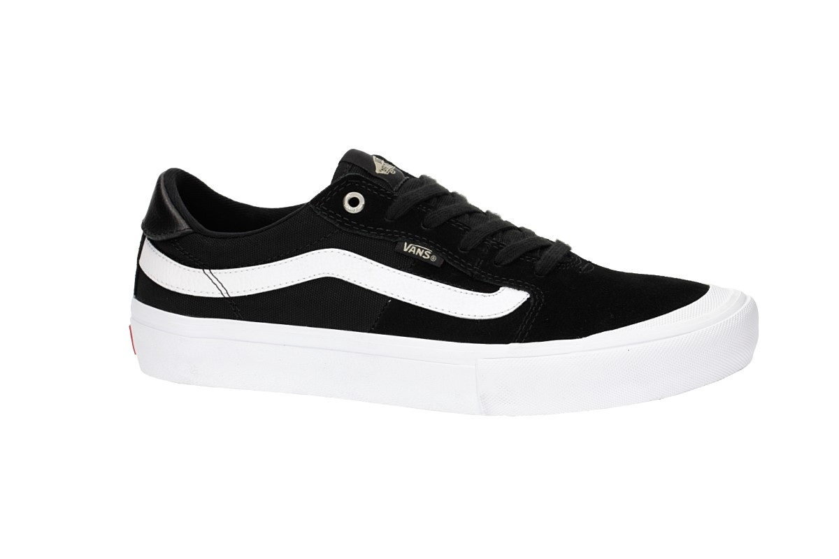 073df5682b Vans Style 112 Pro Shoes (black white khaki) buy at skatedeluxe