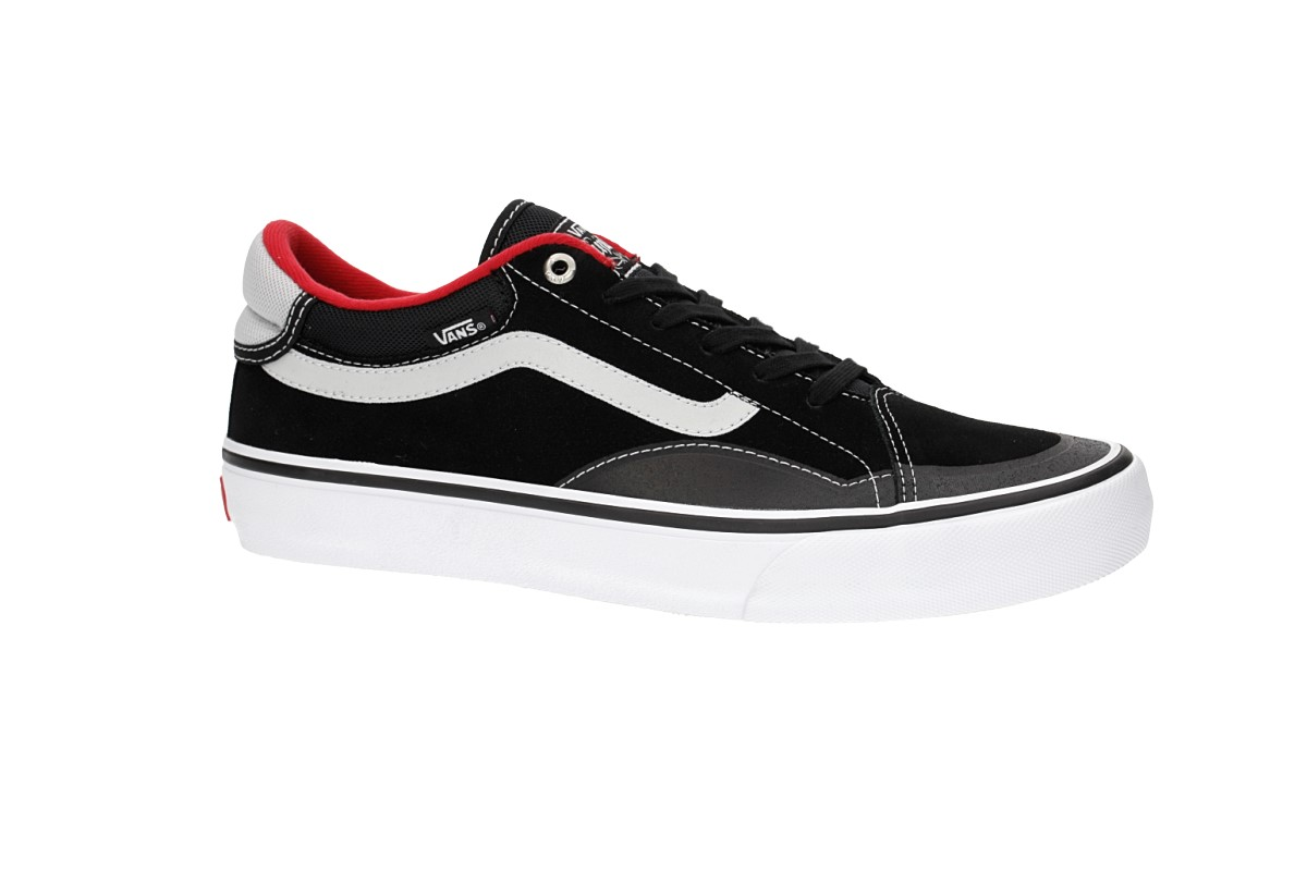 Vans TNT Advanced Prototype Schoen (black white red)