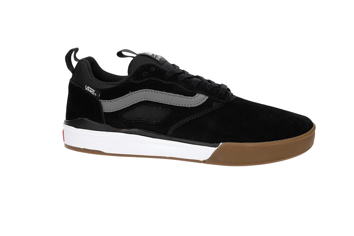 04b382f41c172 Vans Ultrarange Pro Shoes (black gum white) buy at skatedeluxe