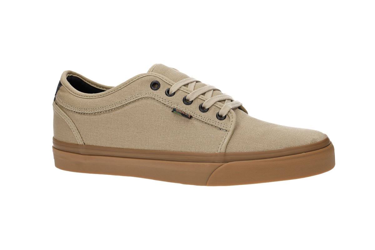 Vans Chukka Low Shoes (camouflage cornstalk gum) buy at skatedeluxe acee7160f
