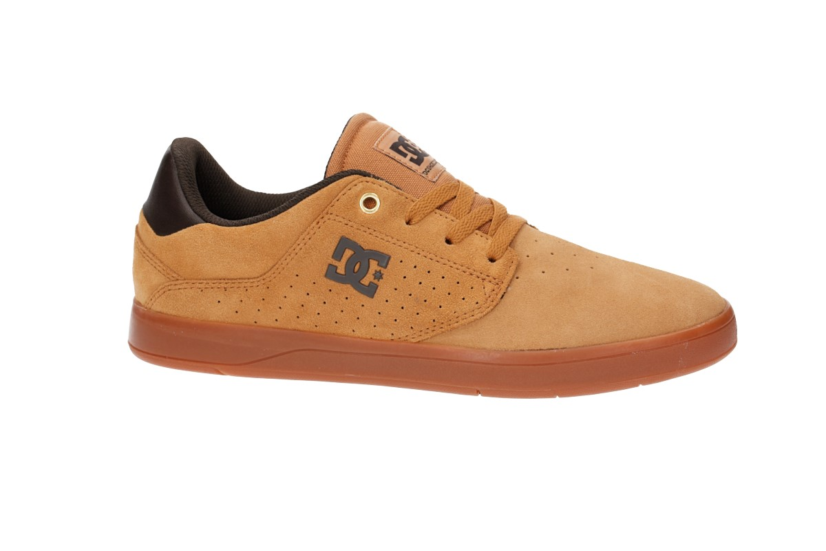 DC Plaza TC S Shoes (tan gum)