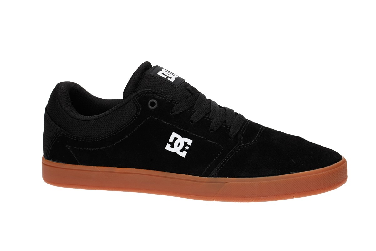 DC Crisis Zapatilla (black white gum)