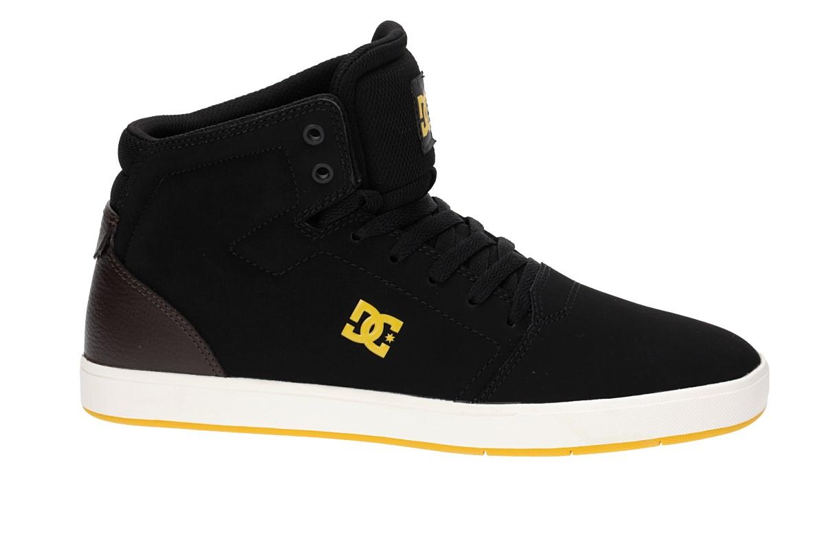 DC Crisis High Chaussure (black brown black)