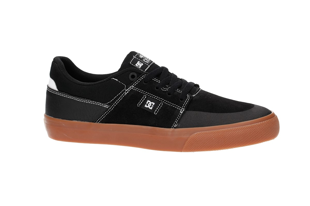 DC Wes Kremer Shoes (black gum)