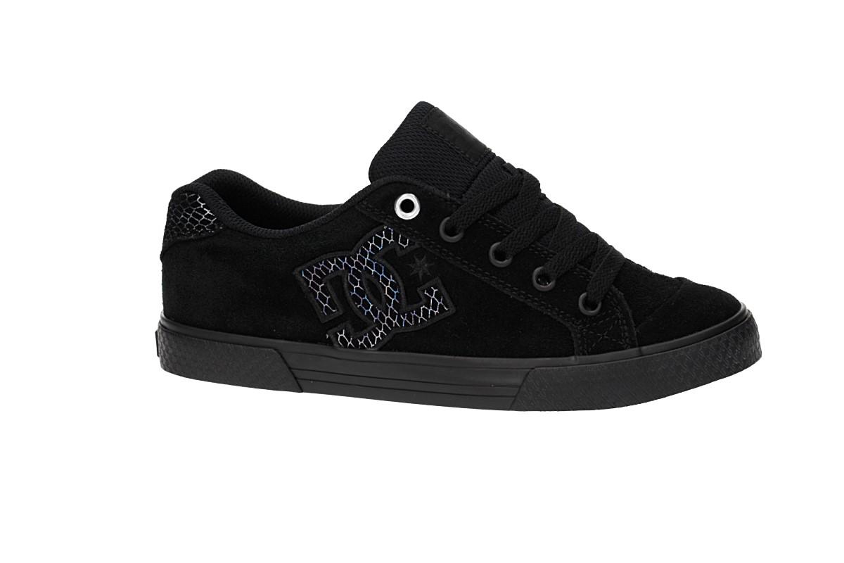 DC Chelsea SE Schuh women (black silver black)