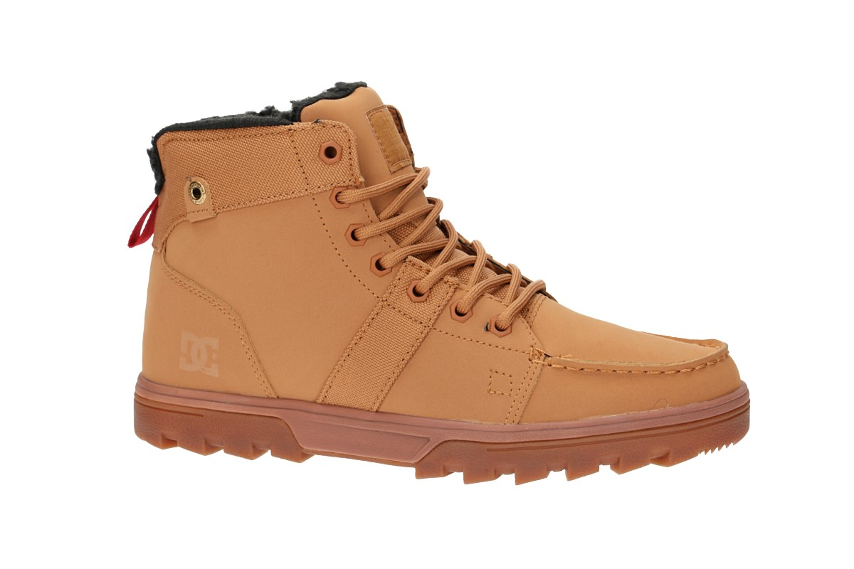 DC Woodland Shoes (wheat black)