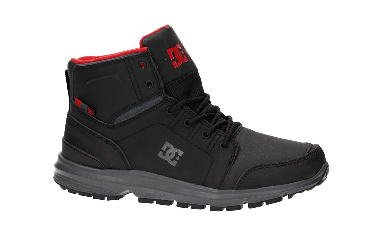 71d76d37562 DC Torstein Horgmo Shoes (black grey red)