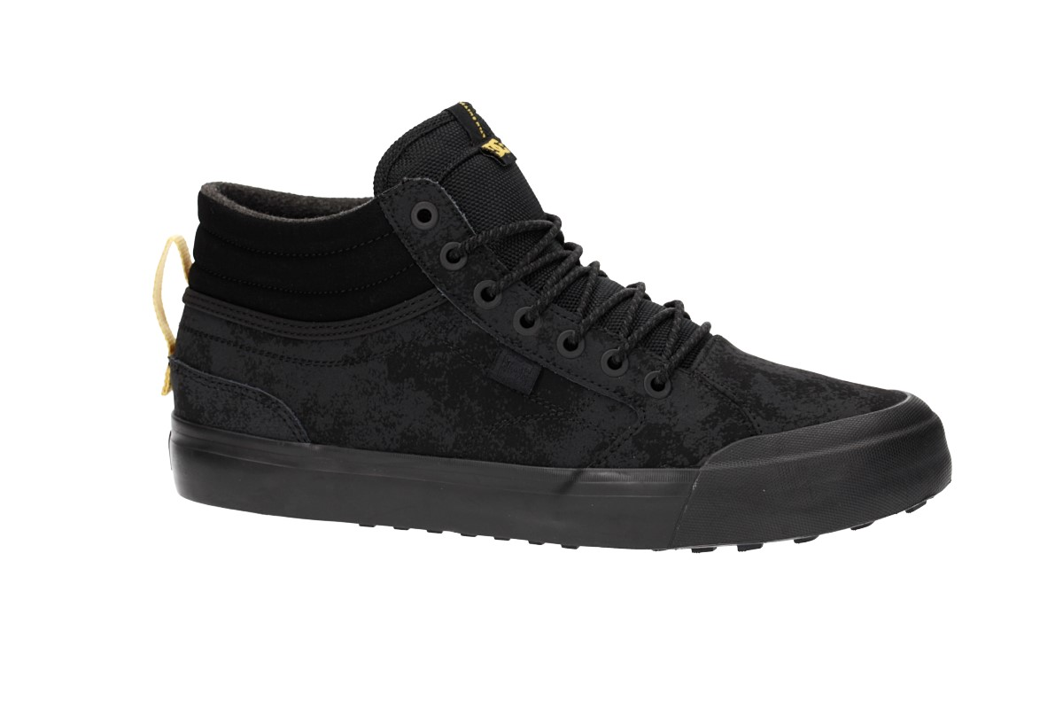 DC Evan Smith Hi WNT Schuh (black yellow)