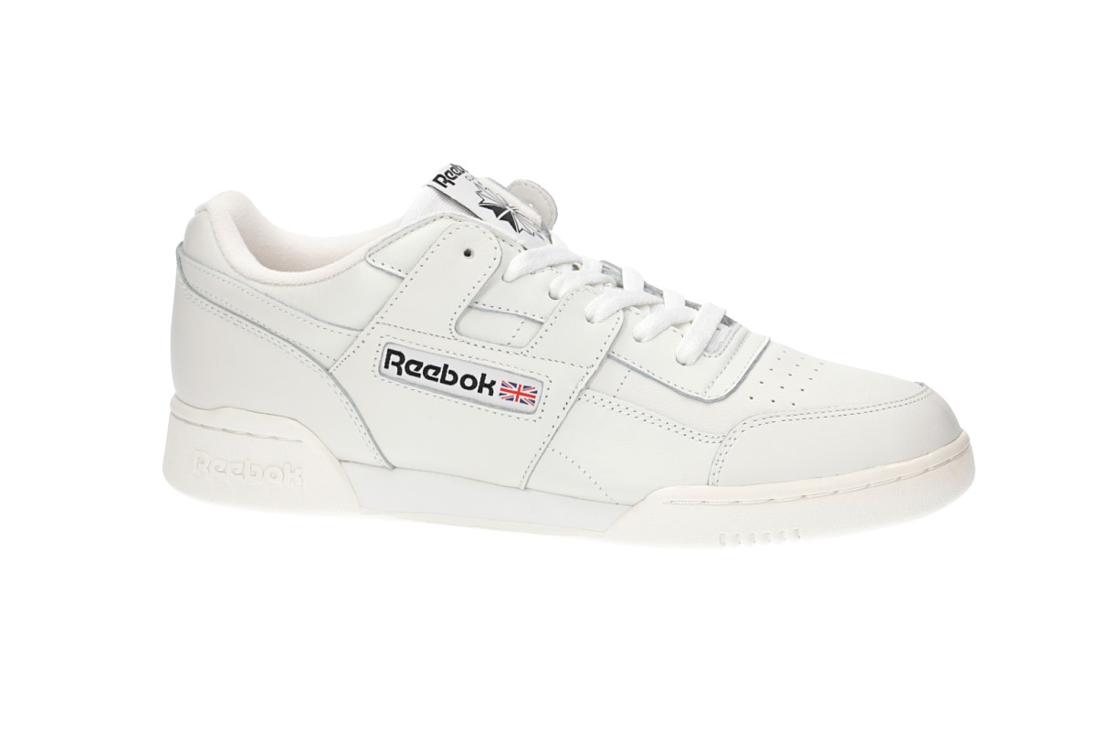 Reebok Workout Plus MU Shoes (chalk black)
