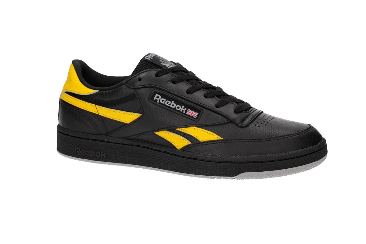 Reebok Revenge Plus MU Shoes (black gold grey white)