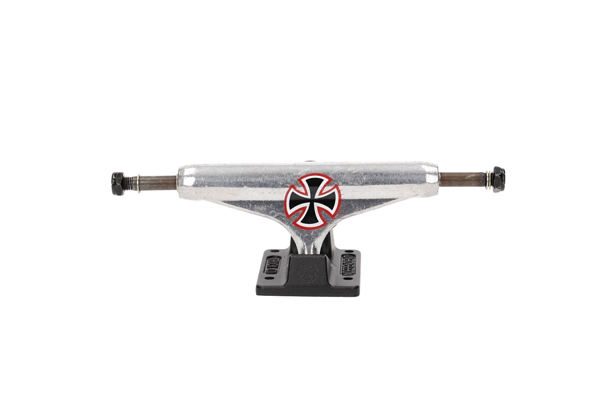Independent 144 Stage 11 Standard Wes Kremer Speed Two Hollow Truck (silver matte black)