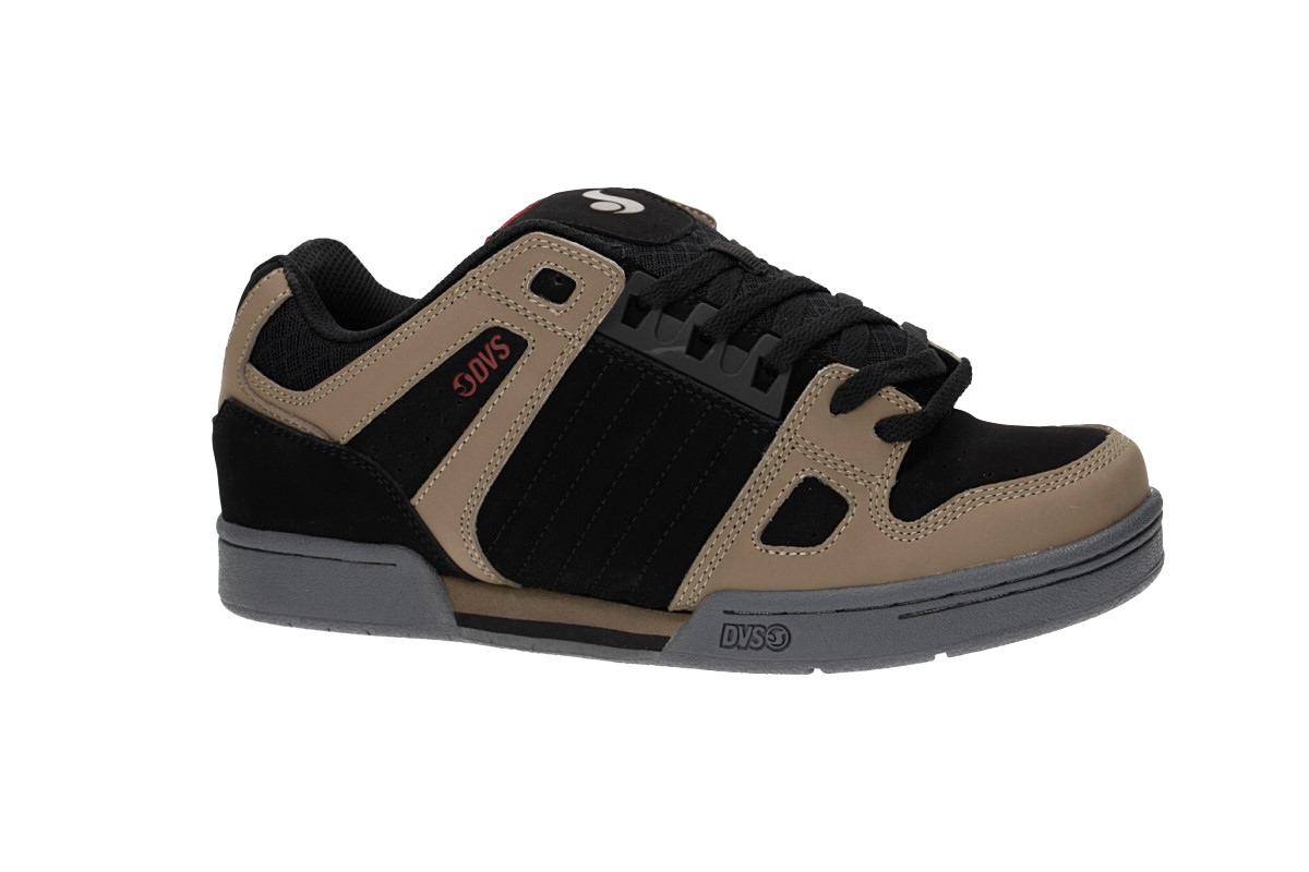 DVS Celsius Nubuck Shoes (brindle black)