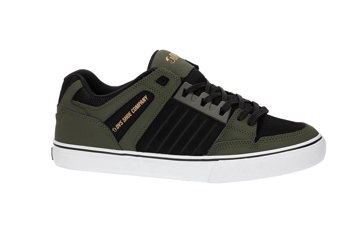 DVS Celsius CT Nubuck Shoes (military olive black deegan)