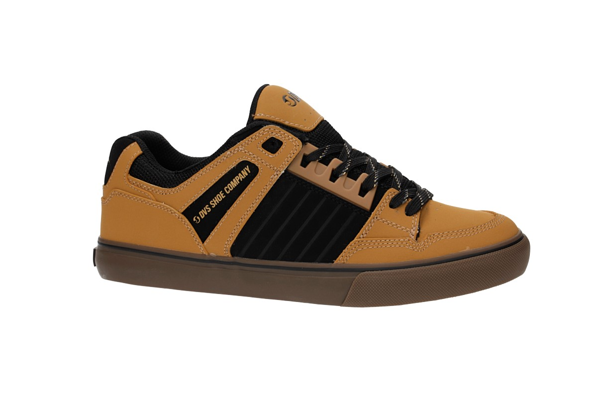 DVS Celsius CT Nubuck Shoes (chamois black)