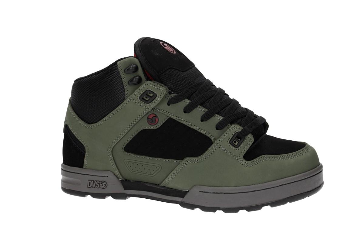 DVS Militia Boot Nubuck Zapatilla (military olive black ferguson)