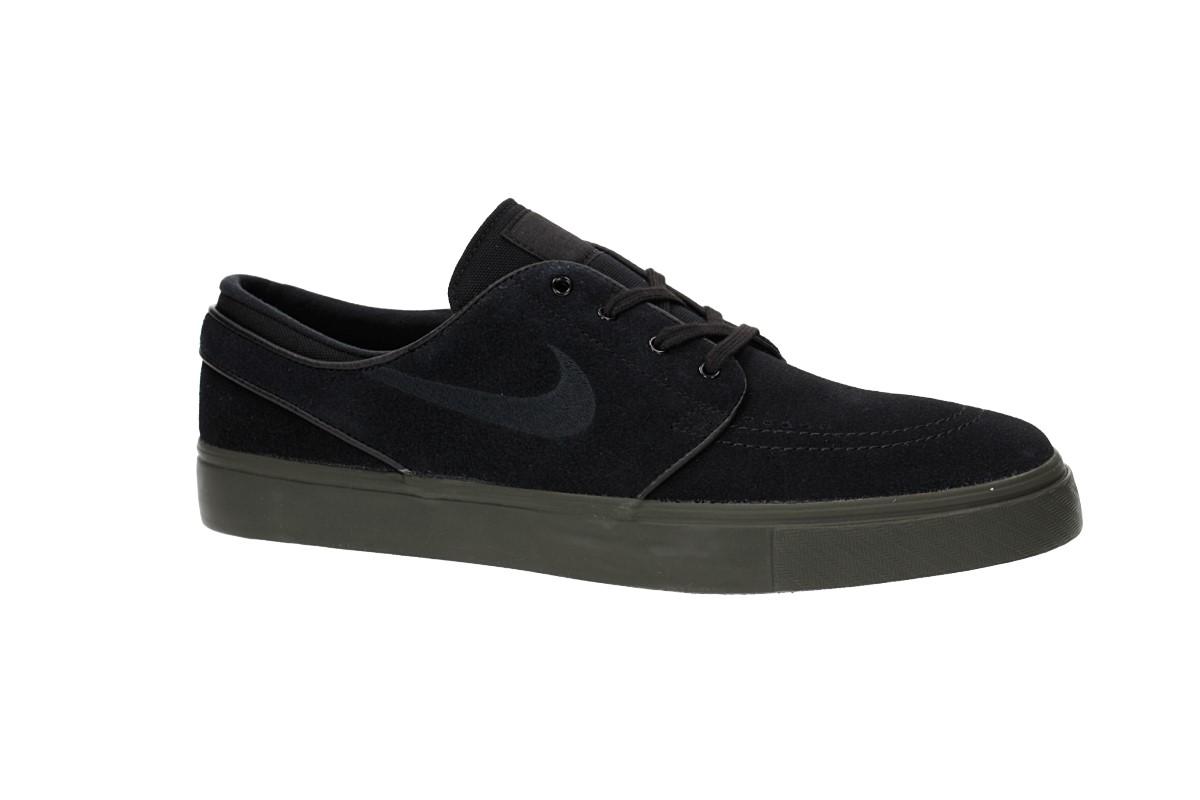 Nike SB Zoom Stefan Janoski Shoes (black black sequoia) buy at ... b16c2ad00