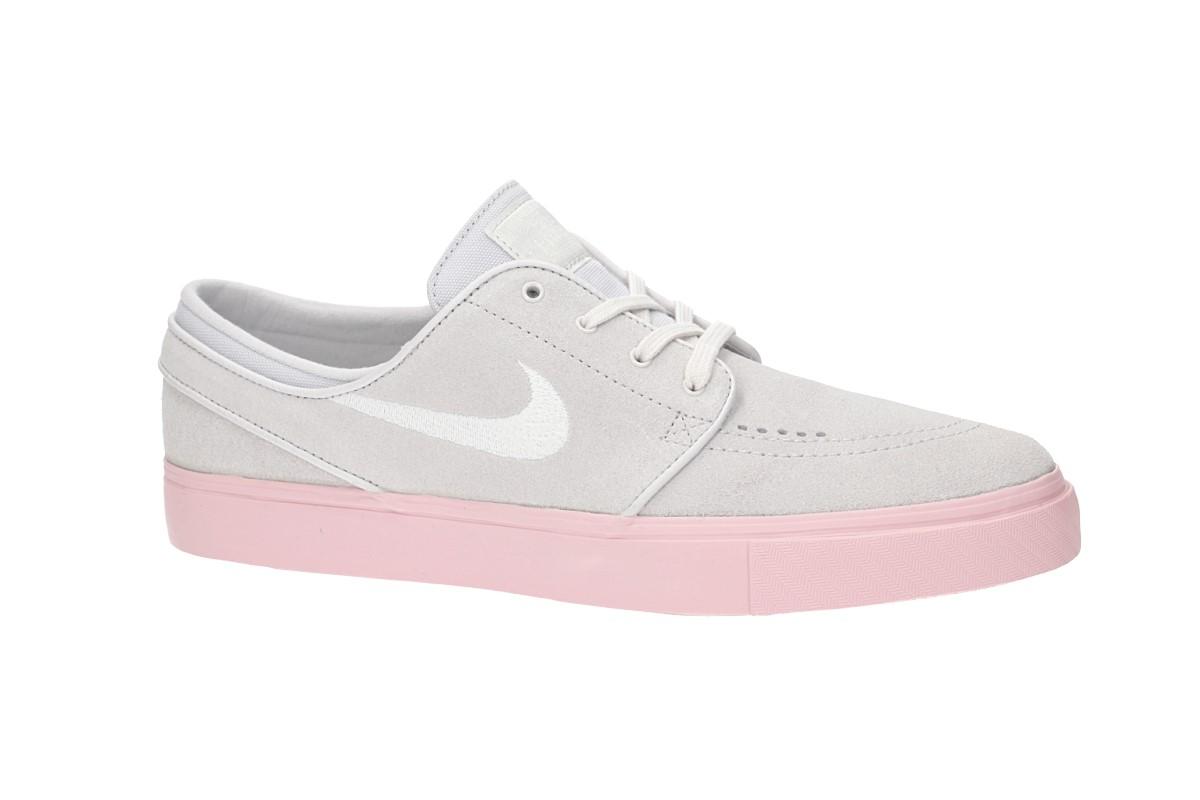 0a73ab38db59 Nike SB Zoom Stefan Janoski Shoes (vast grey bubble gum) buy at ...