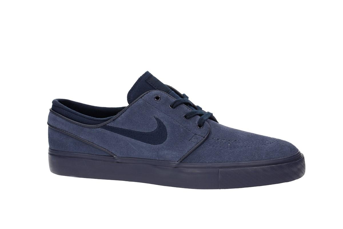 Nike SB Zoom Stefan Janoski Shoes (obsidian phantom)