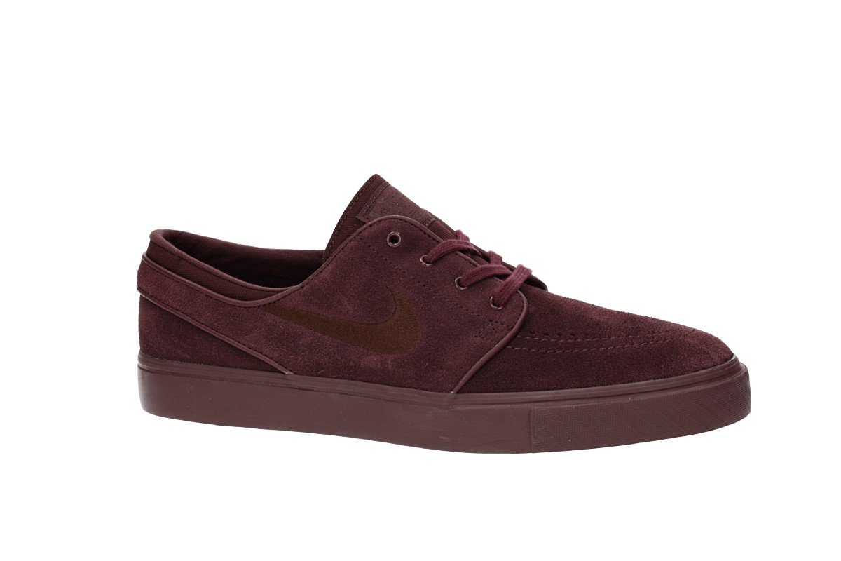 Nike SB Zoom Stefan Janoski Shoes (burgundy crush phantom)