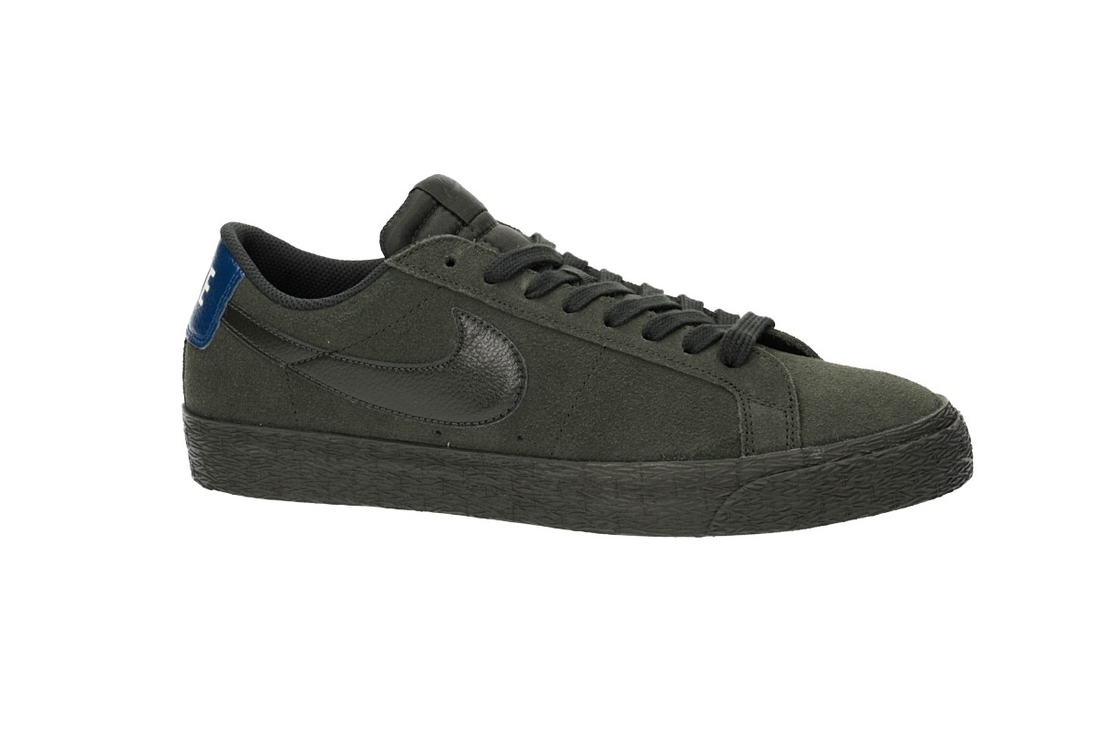 Nike SB Zoom Blazer Low Schuh (sequoia blue force)