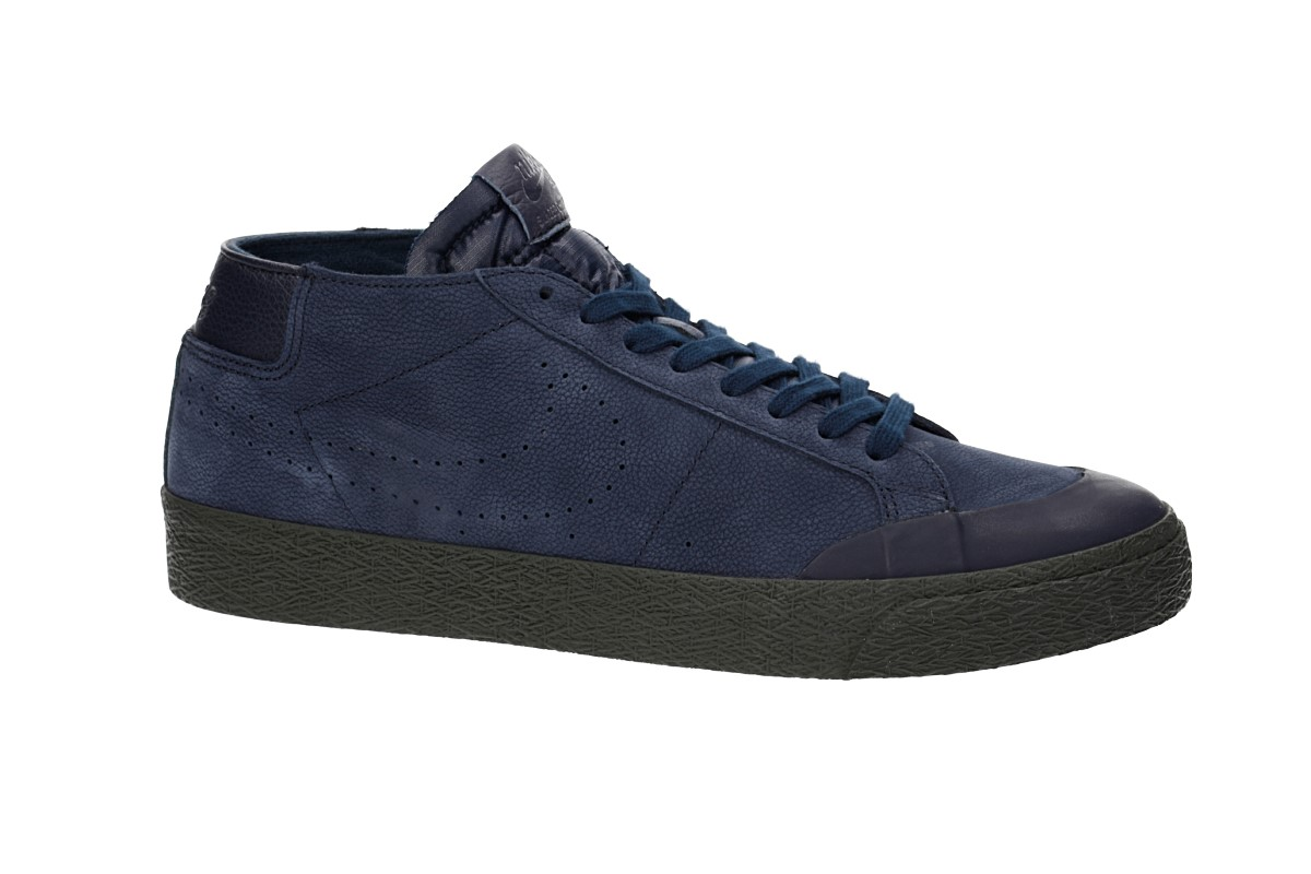 975d3a63c0540 Nike SB Zoom Blazer Chukka XT Premium Shoes (obsidian) buy at ...
