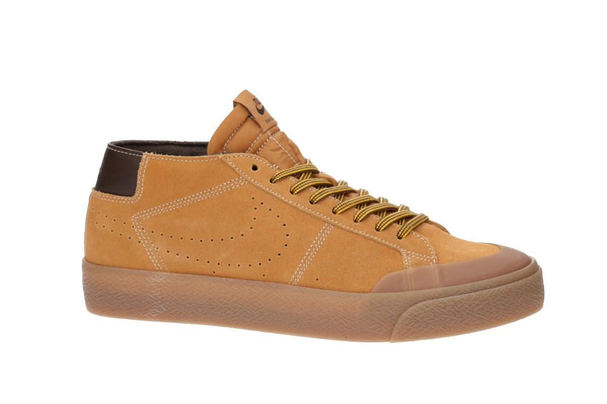 detailed look d4392 d11e4 Nike SB Zoom Blazer Chukka XT Premium Shoes (bronze)