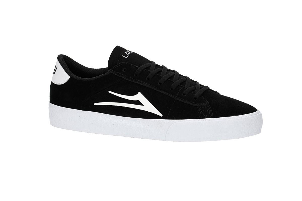 Lakai Newport Suede Chaussure (black white)