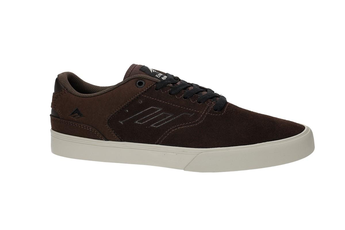 Emerica The Reynolds Low Vulc Schuh (brown)
