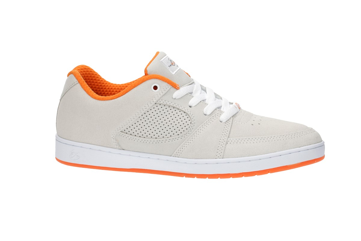 b26f5c63eb éS x The Nine Club Accel Slim Shoes (white) buy at skatedeluxe