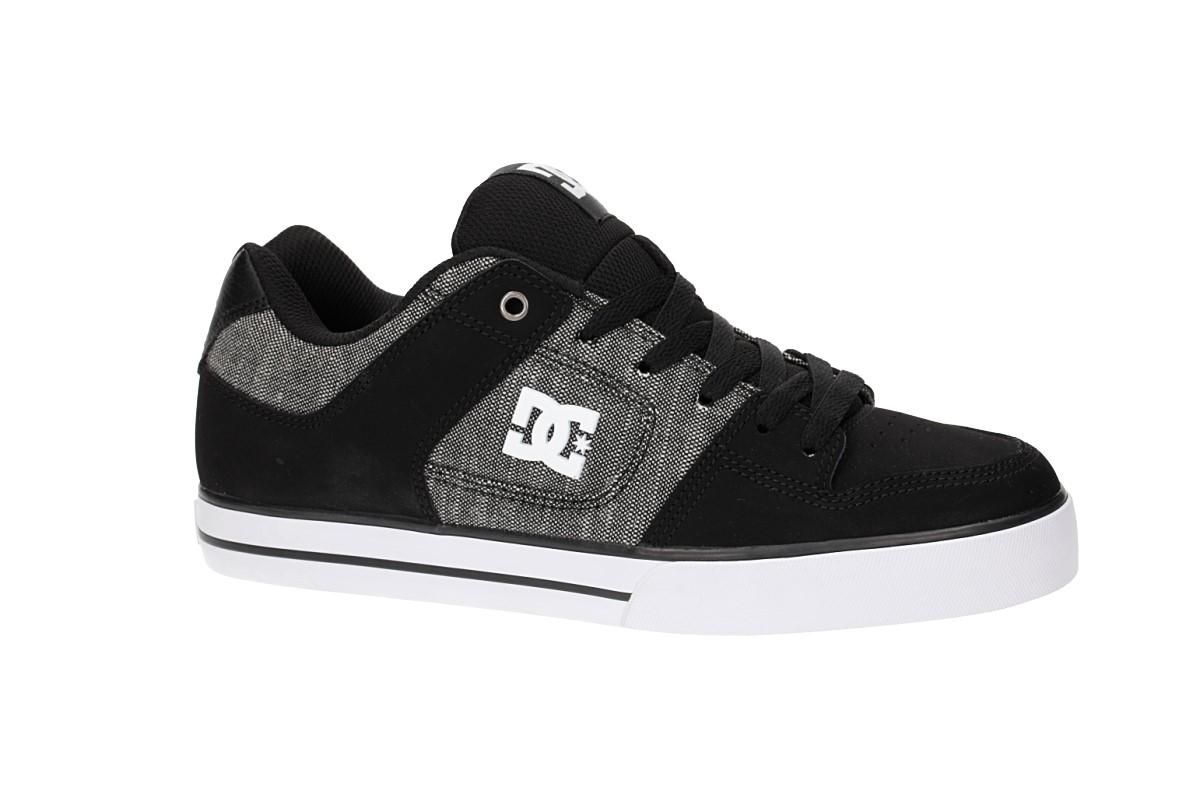 DC Pure SE Schuh (black white grey)