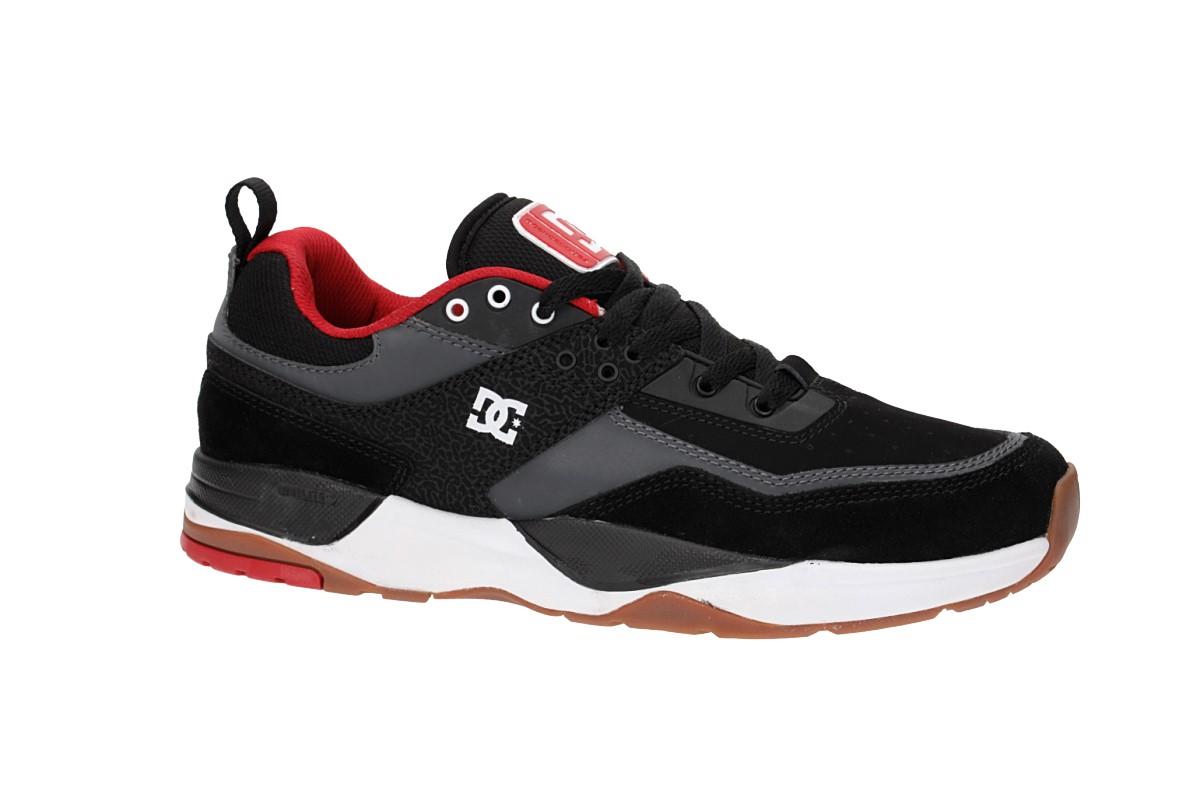 DC E.Tribeka SE Shoes (black grey red)