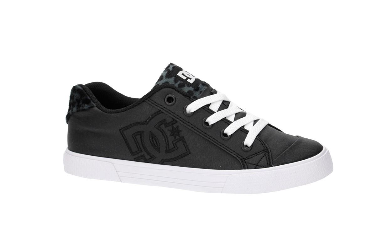 DC Chelsea TX SE Shoes women (black leopard)