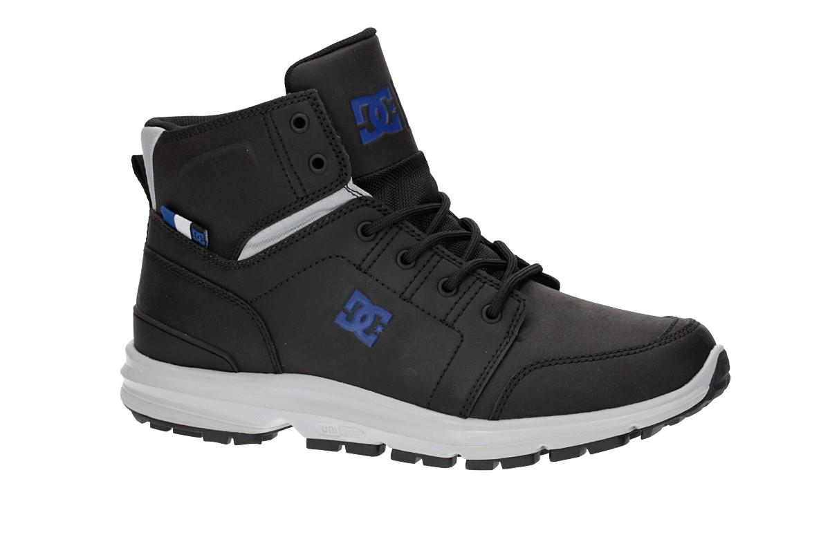 DC Torstein Chaussure (black grey blue)