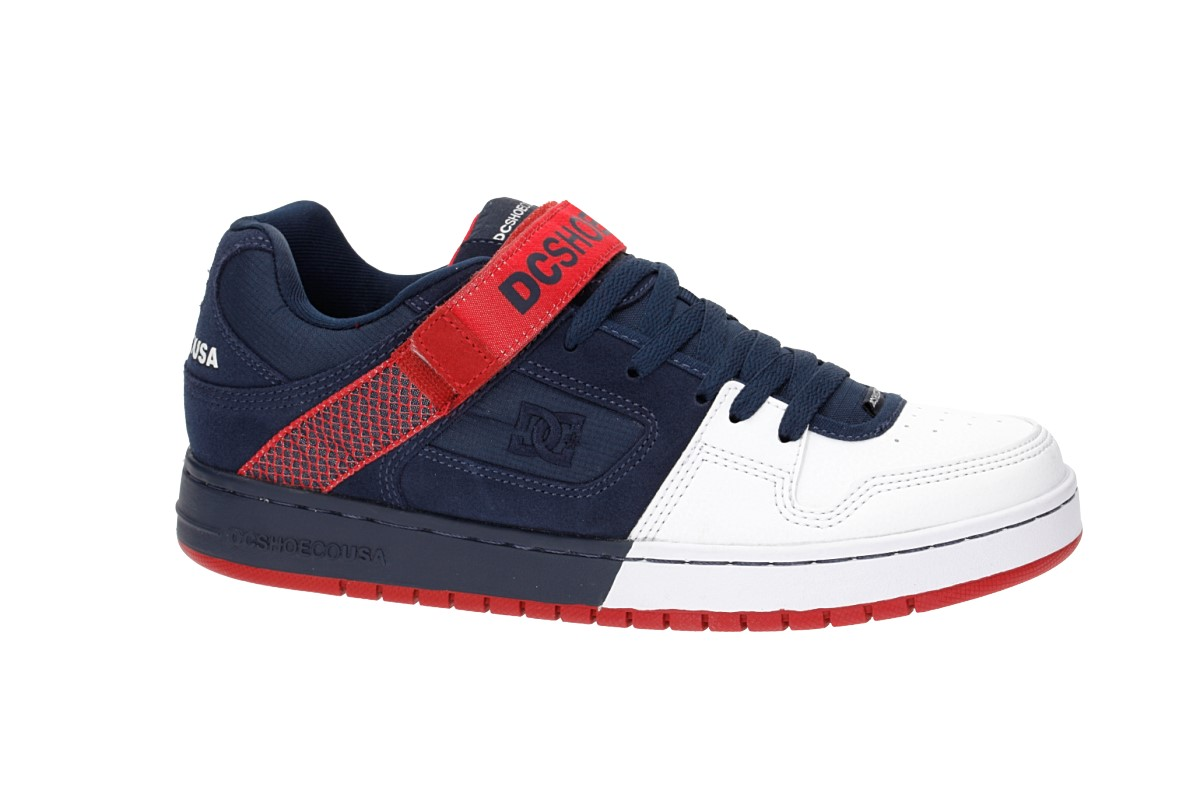 DC Manteca V Chaussure (navy red)