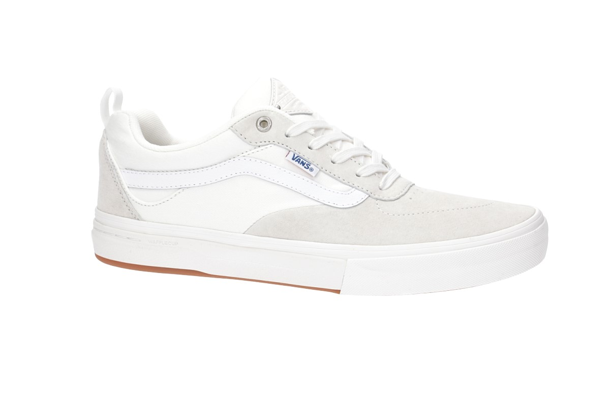 d4ddd9b721 Vans Kyle Walker Pro Shoes (blanc de blanc) buy at skatedeluxe