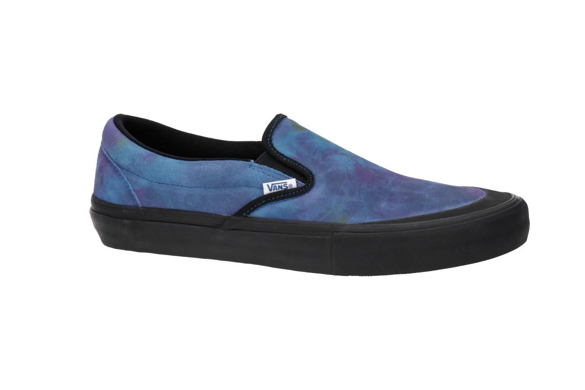 1d7cf5a0b1c821 Vans Slip-On Pro Shoes (northern lights black) buy at skatedeluxe