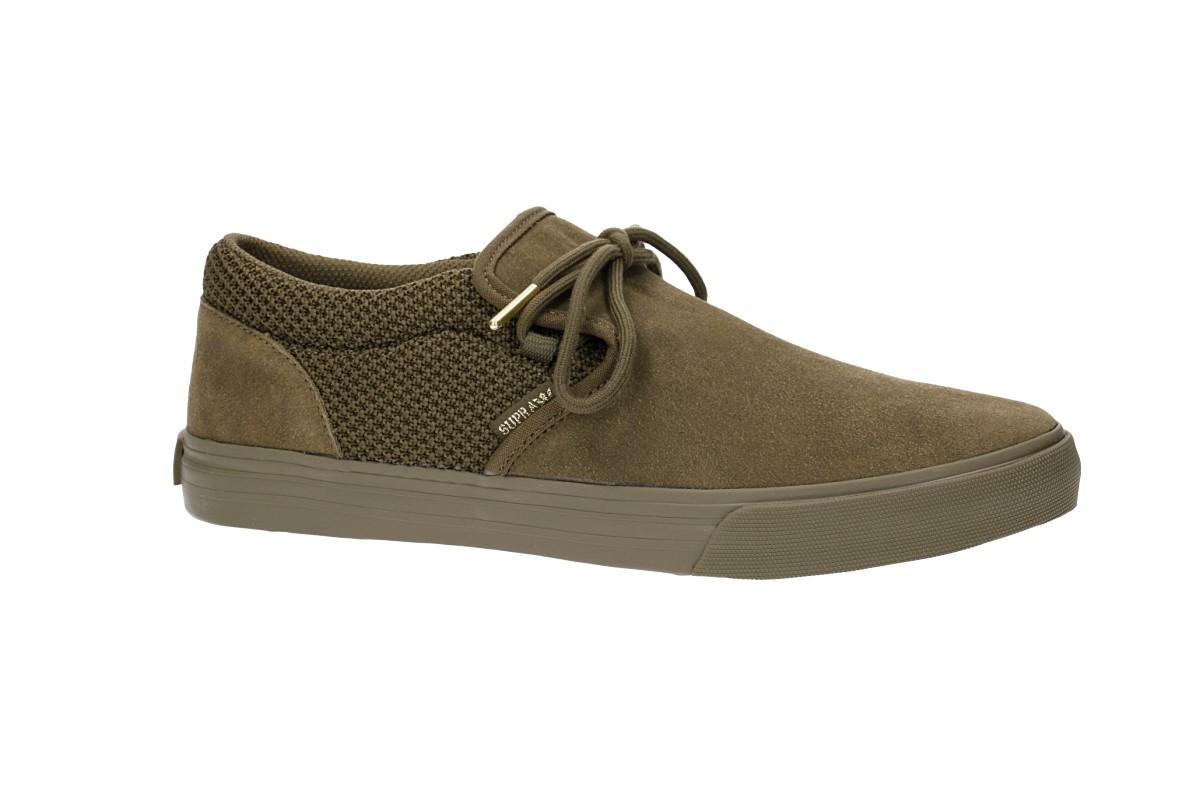 Supra Cuba Shoes (olive)