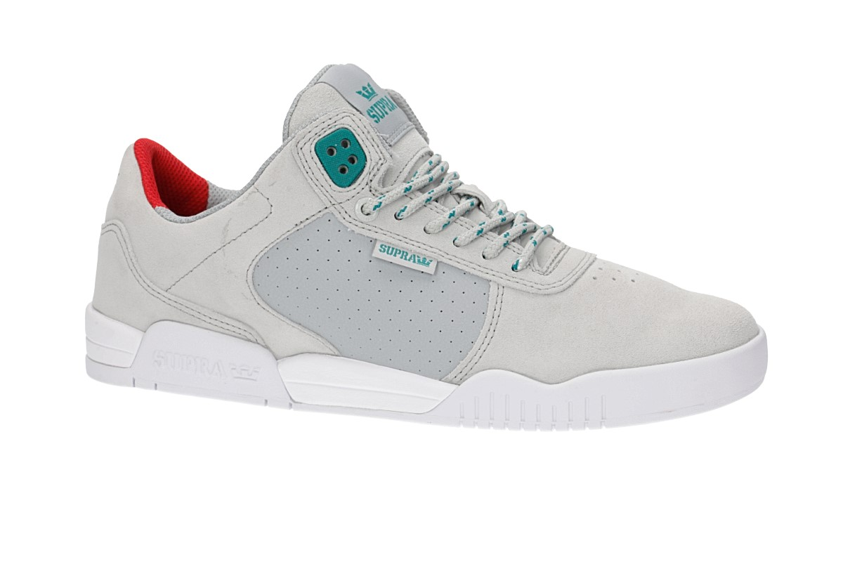 Supra Fulton Shoes (cool grey light)