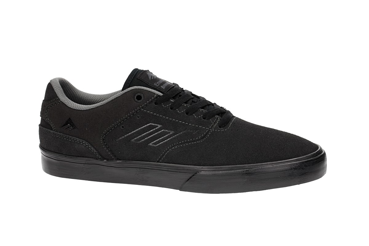 Emerica The Reynolds Low Vulc Schuh (dark grey black)